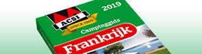 Campinggids Frankrijk 2018